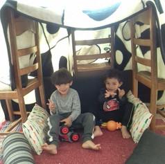 Amir et Adam