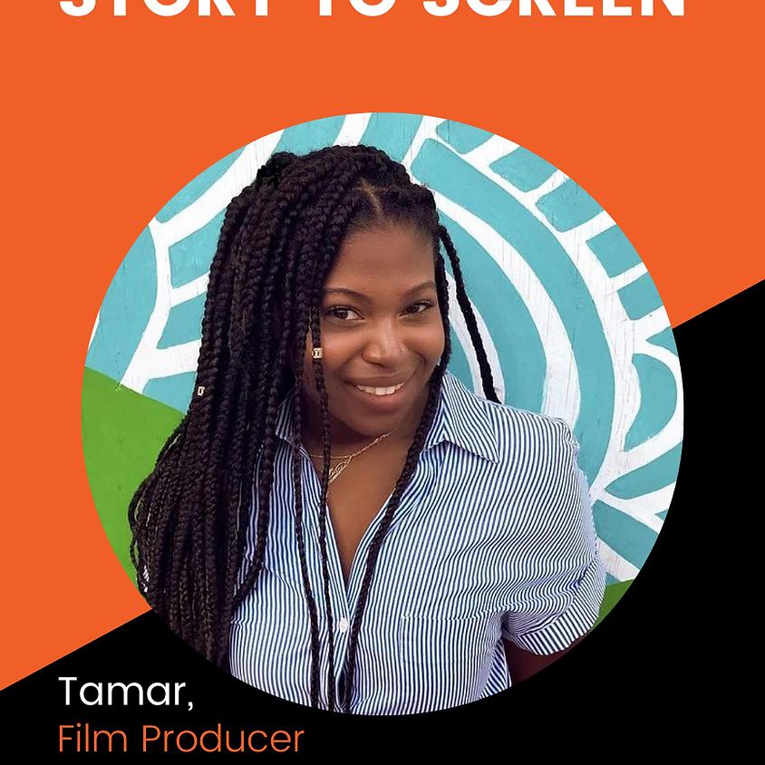 Story to Screen with Tamar Bird
