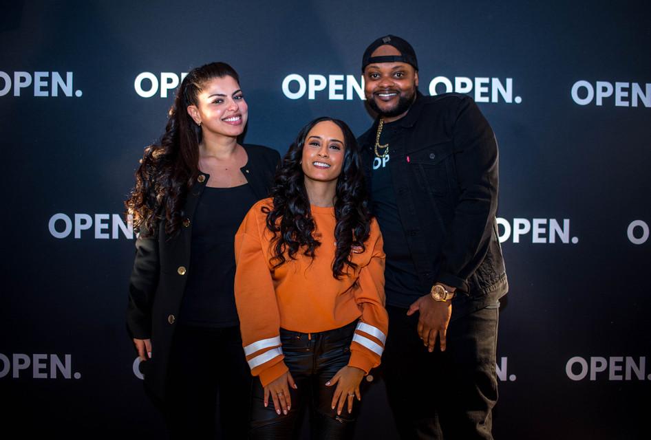 OPEN. Diversity In Focus