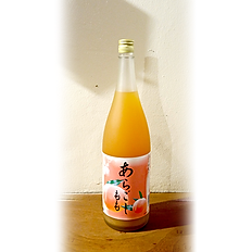 Fruit Sake(Peach Sake)