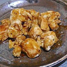 Beef sausage teppanyaki (Grill)