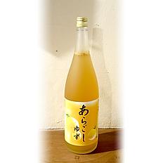 Fruit Sake(Yuzu Sake)