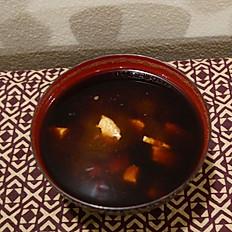 wakamae akadashi Miso soup