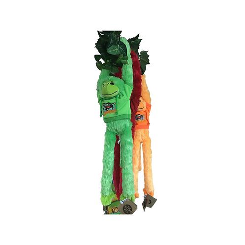 Plush Jumpers Monkey - Green