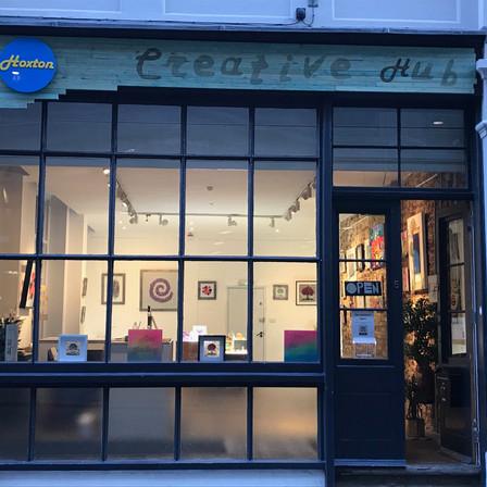 Hoxton Creative Hub, 57 Charlotte Road