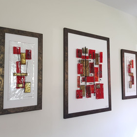 Connections in Red & Gold