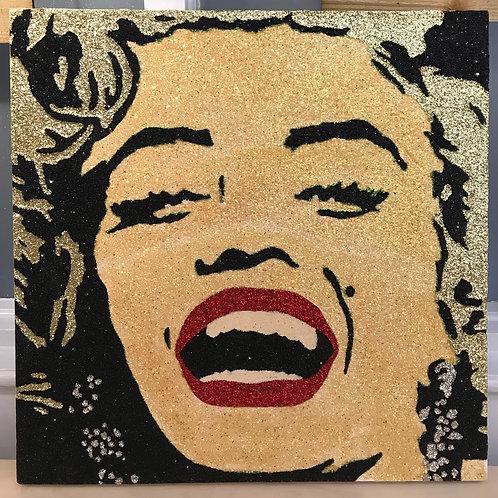 Marilyn in Glitter