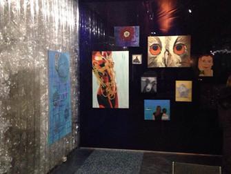 Art Expositie Pet Paviljoen groot succes