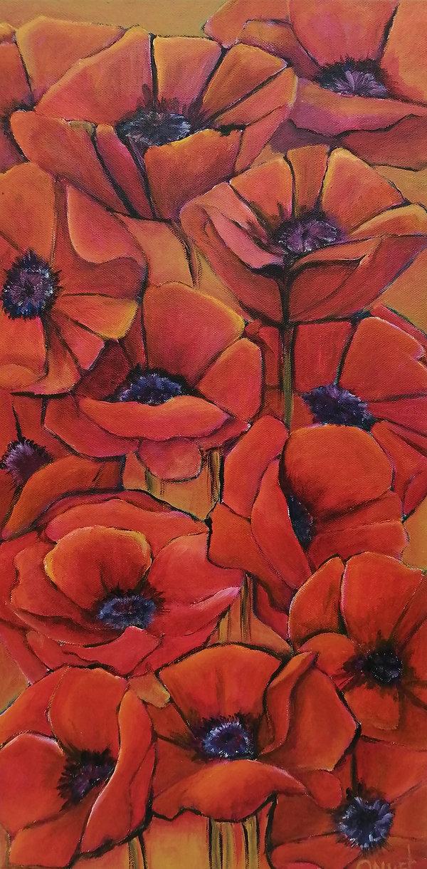 acryl op doek, 30x60 cm, titel Red.jpg