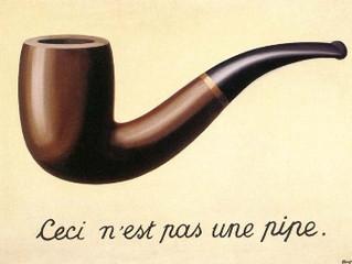 """""""Ceci n'est pas un article sur Magritte"""""""