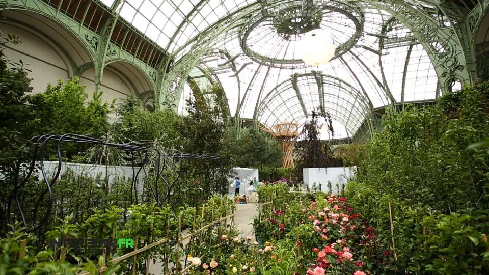 Grand Palais - Exposition Jardins