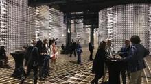 Événement CEGOS - privatisation de l'Atelier des Lumières:Un Événement en 3D !