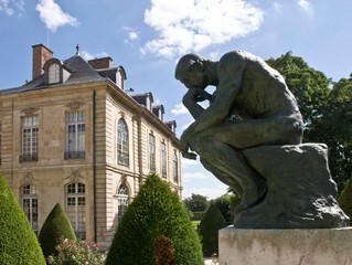« A quoi pense Le Penseur de Rodin ? »