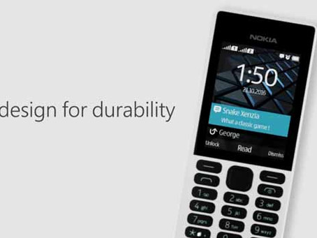 Nokia Intros Rugged Phone, Brings it to US