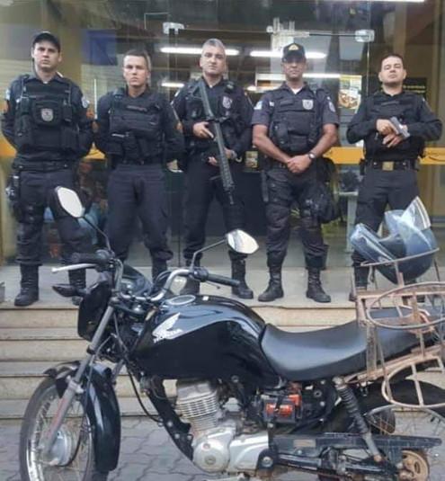 Policiais do 38º BPM recuperam veículo furtado e localizam autores do furto e receptação