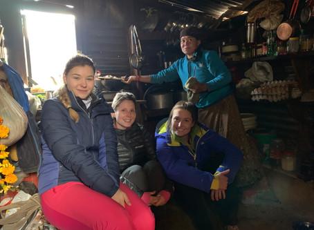 Des infirmières de l'école de la Source à Lapu - 5