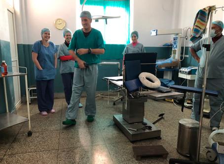 Des infirmières de l'école de la Source à Lapu - 2