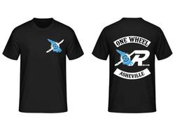 One Wheel Asheville Shirts