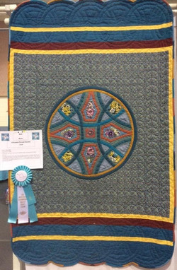 Wall Quilts, 1st Place