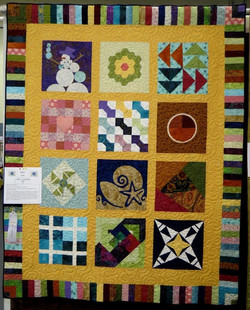 Other Quilts, 3rd Place