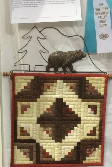 Miniature Quilts, 2nd Place