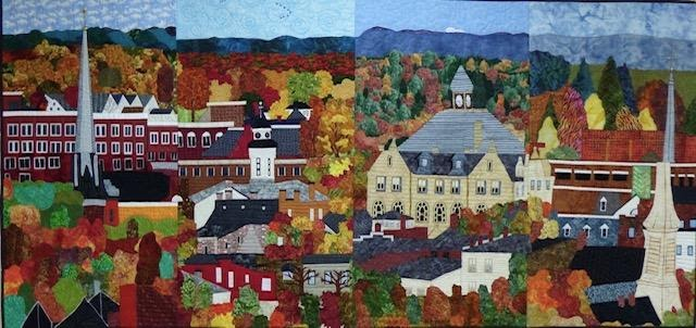 Wall Quilts, 3rd Place