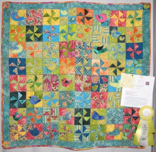 Baby Quilt: Abbey's Baby Quilt