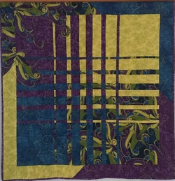 Modern Quilts, 1st Place