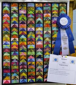 Miniature Quilt, 1st Place
