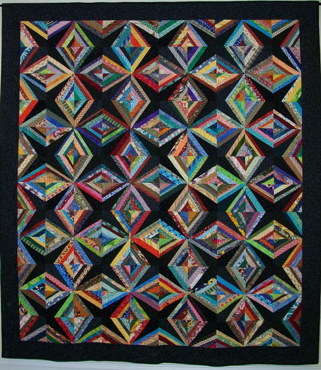 Lap Quilts, 1st Place