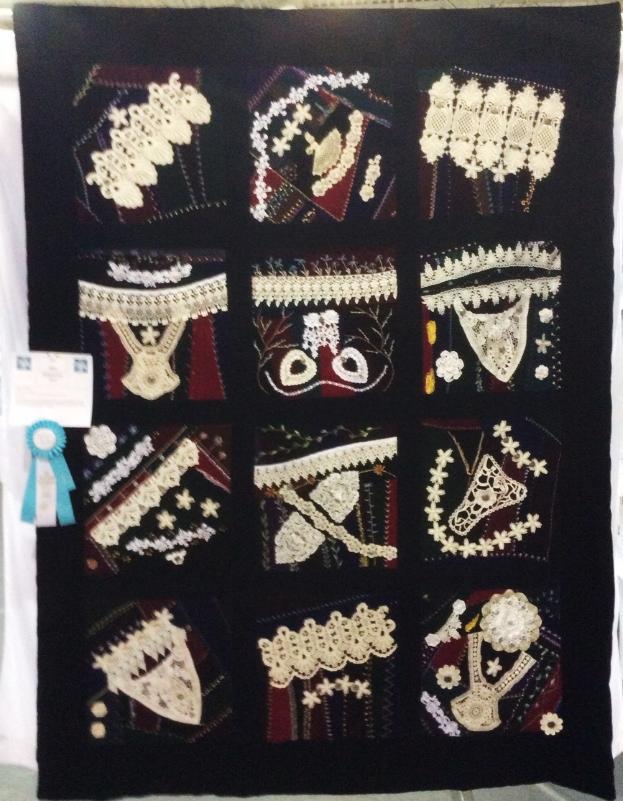 Art Quilts, 1st Place