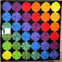 Modern Quilt, 3rd Place