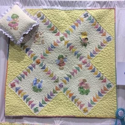 Baby Quilts, 1st Place