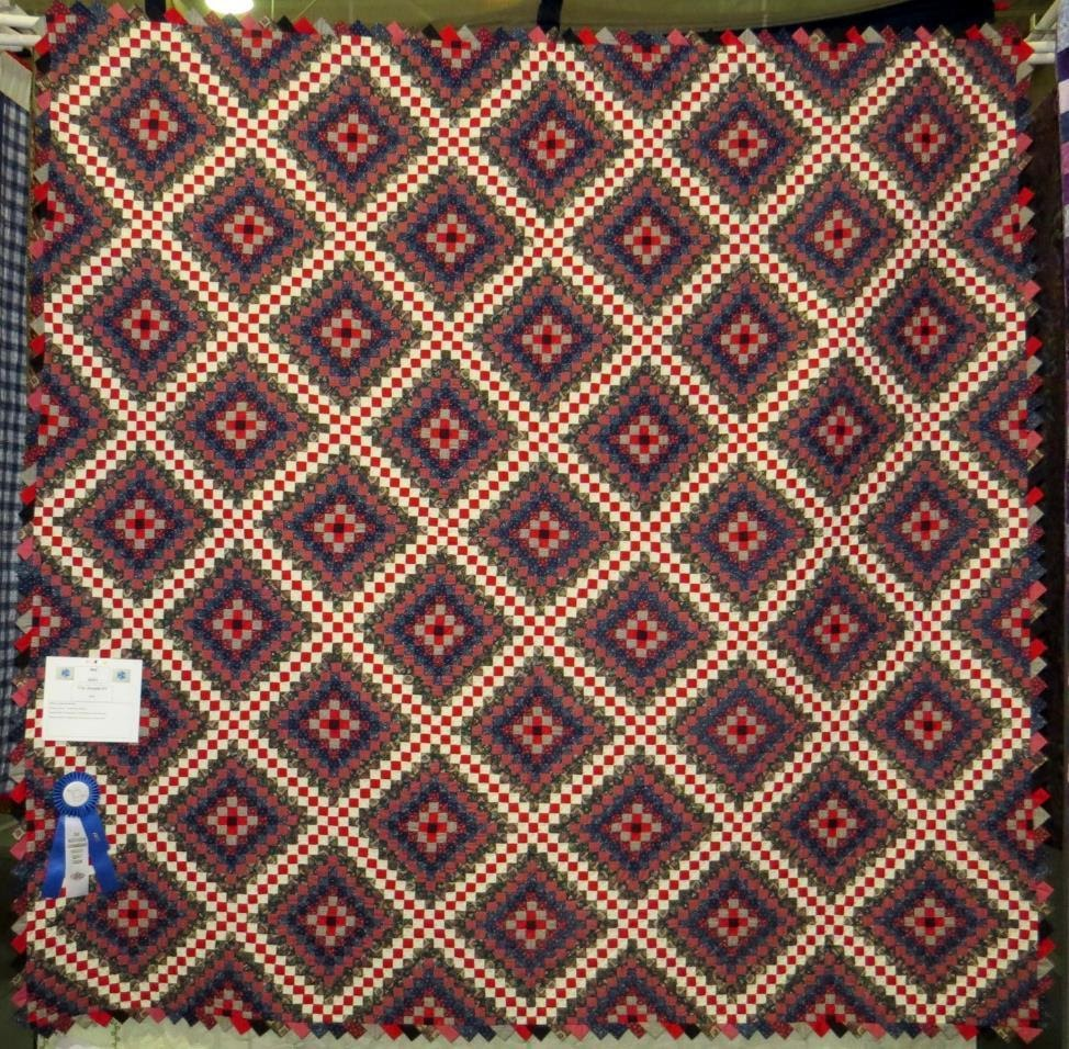 Bed Quilt, 1st Place
