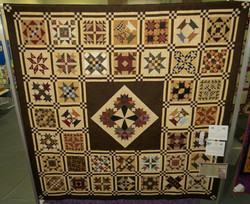 Bed Quilt, 3rd Place