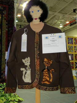 Quilted Wearables, 3rd Place