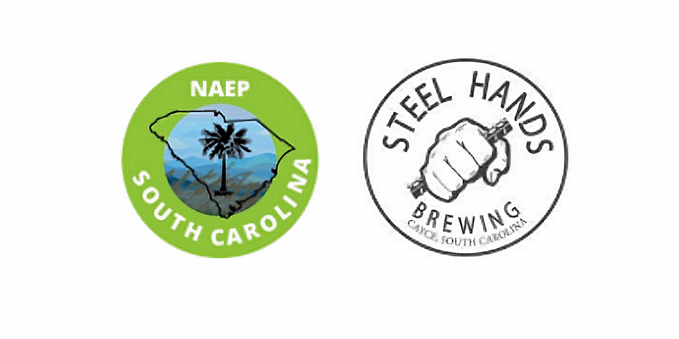 NAEP-SC Happy Hour at Steel Hands Brewing