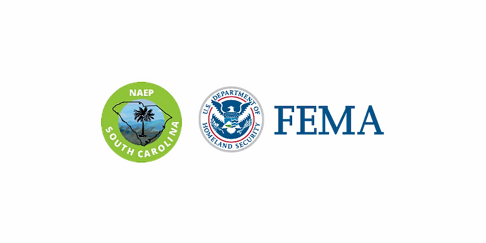 NAEP-SC Lunch & Learn: FEMA EHP (Virtual)