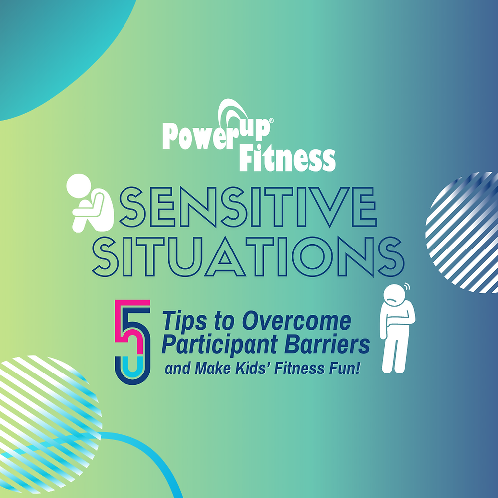 Overcome Participant Barriers to Make Kids Fitness Fun!