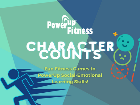 Building Character Concepts through Physical Activity
