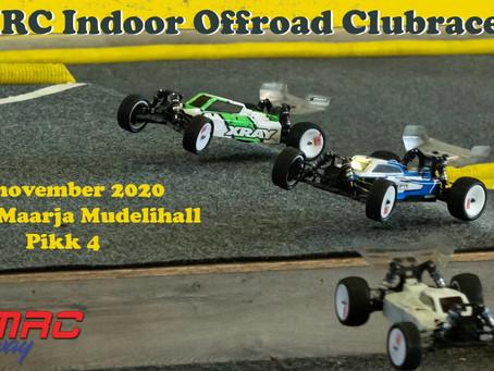 VMRC Indoor Offroad Clubrace #2 07.11