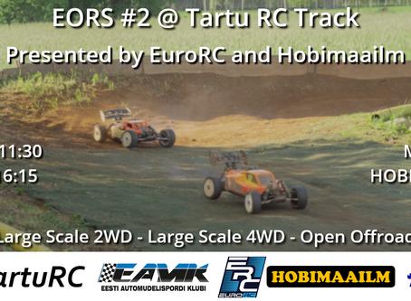EORS 2020 #2 Tartu RC Track 04.07