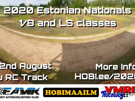 2020 Eesti Meistrivõistlused