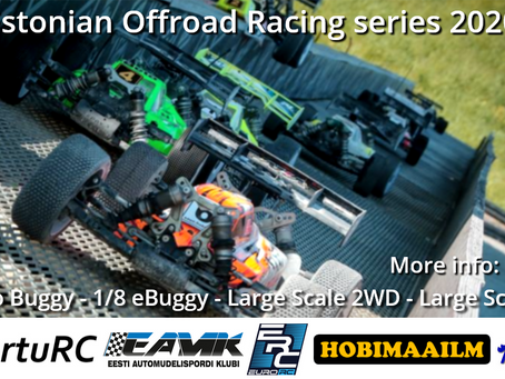 Estonian Offroad Racing Series 2020