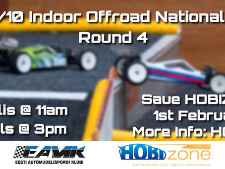 EMV Indoor Offroad 2019/20 4.etapp 1.veeb Saue HOBIzone