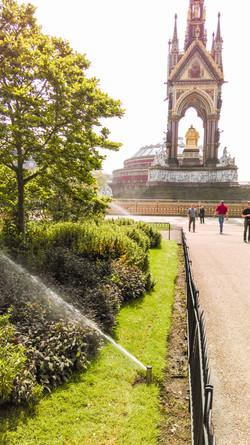 Landscape & municipal irrigation