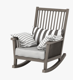 Not ready for the rocking chair?