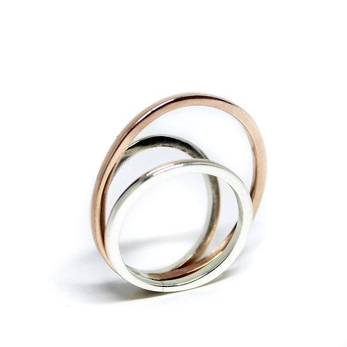 anel roda mundo