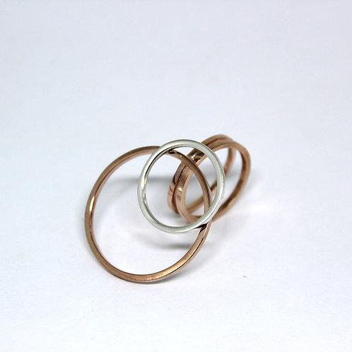 anel roda viva