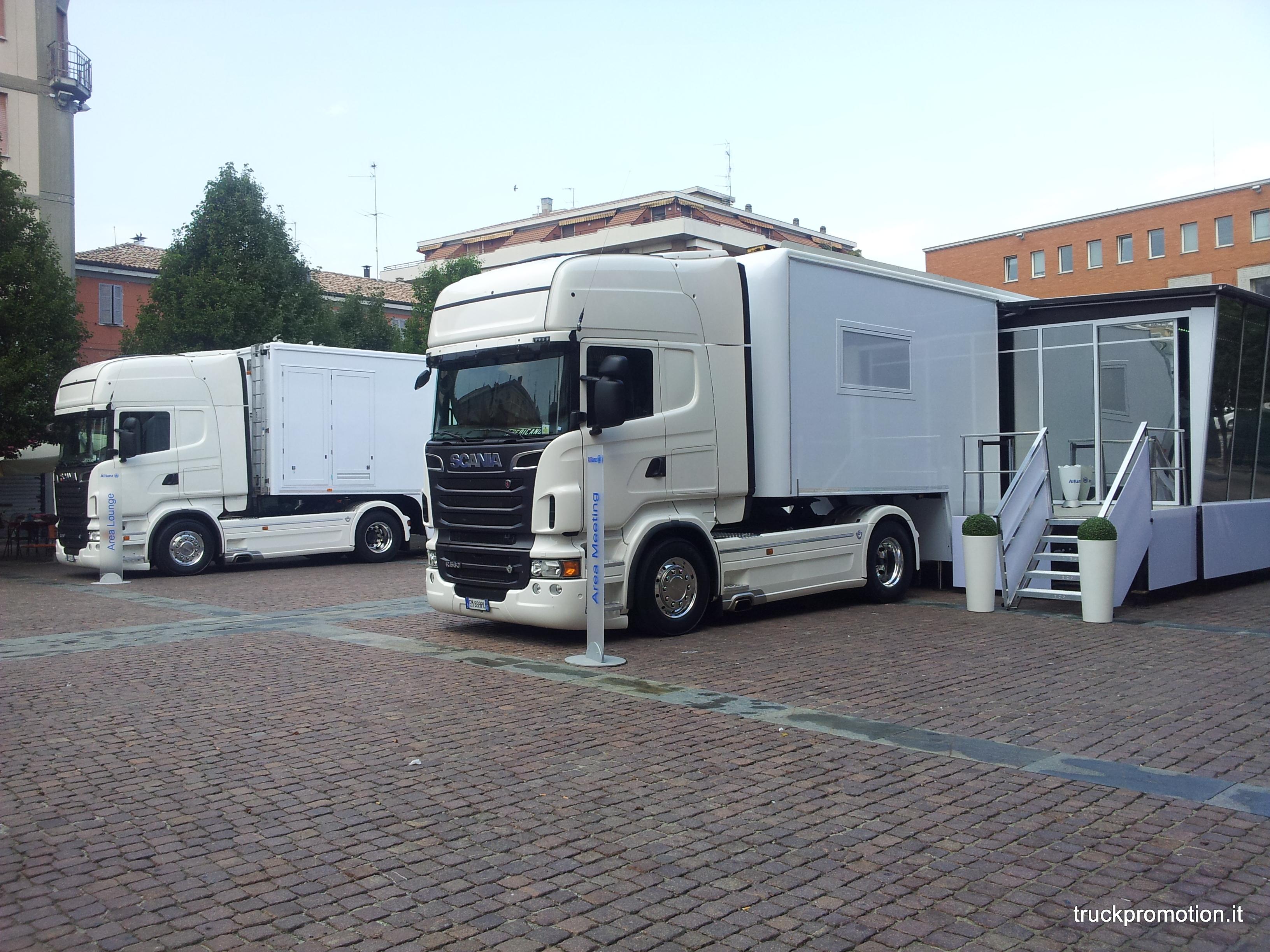 Tour Allianz Assicrazioni
